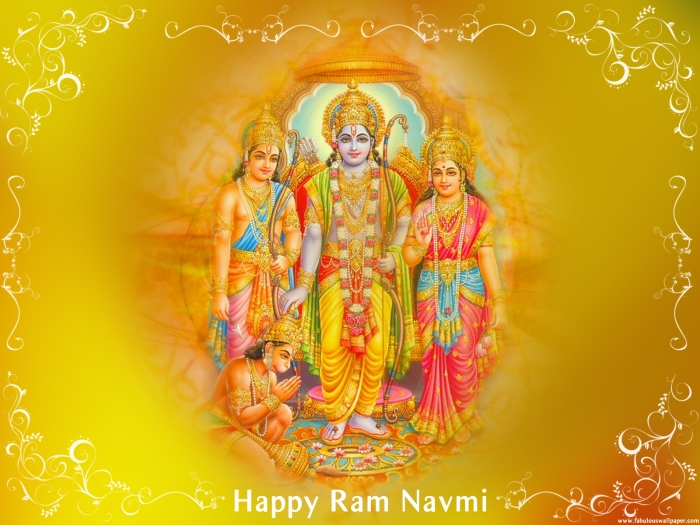 Calendar Ramnavmi : Rāma navamī the birthday of god rama nilesh sharma